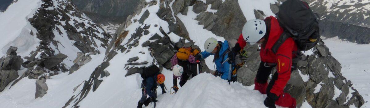 Bergsteigen Mentale Stärke