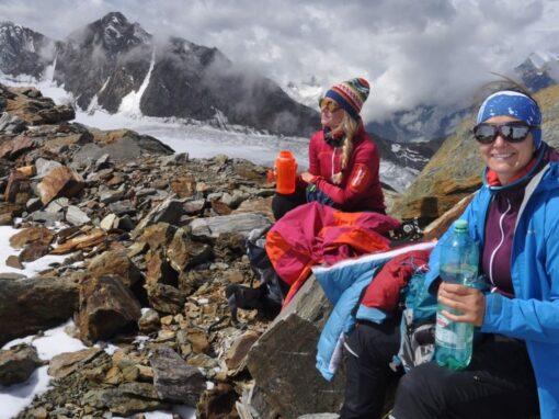 Mentale Stärke am Berg – Ladies only