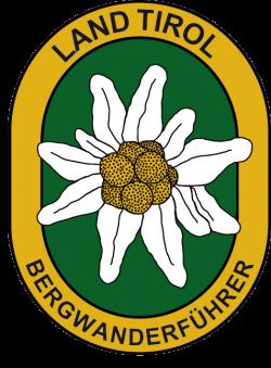 Tiroler Bergwanderfuehrer Logo